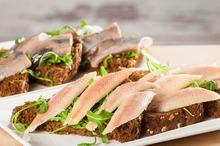 Broodje makreel